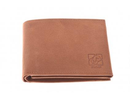 Pánská kožená klasická peněženka 745043 1