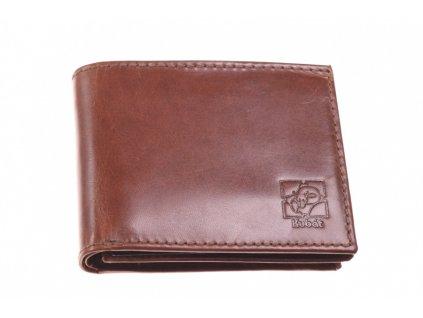 Pánská kožená klasická peněženka 744442 1