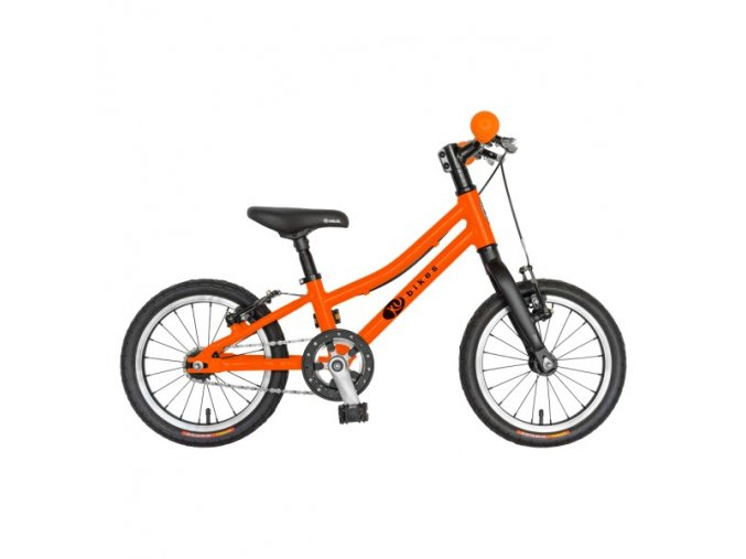 kubikes 14 basic orange