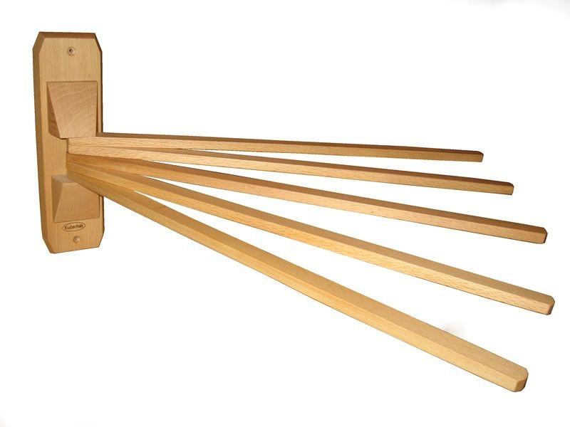 Dřevěný sušák