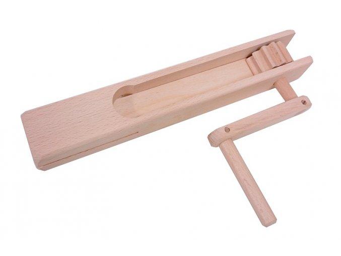 Řehtačka dřevěná střední 30 cm