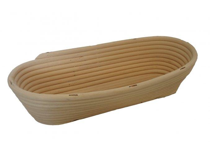 Ošatka na kynutí chleba - oválná 0,75 kg