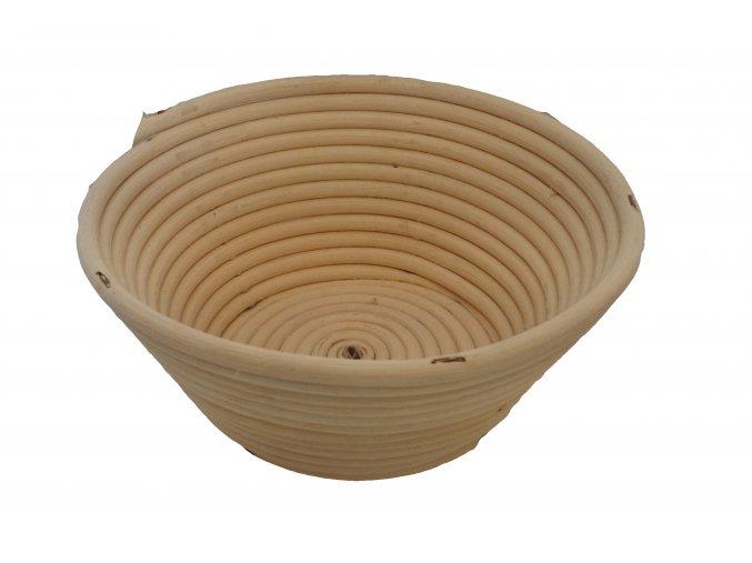 Ošatka na kynutí chleba - kulatá 0,75 kg