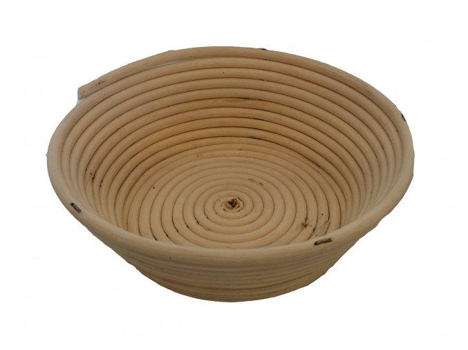 Ošatka na kynutí chleba - kulatá 1 kg