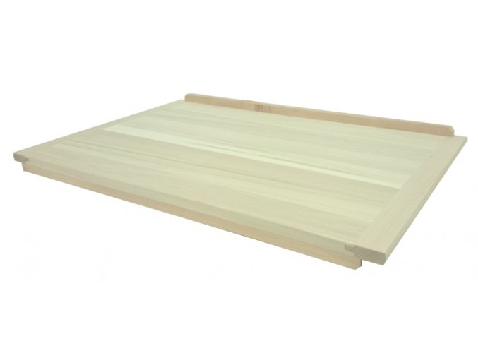 Dřevěný vál na těsto