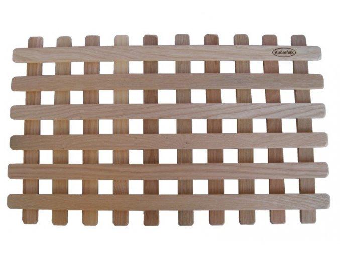 Mřížka pod teplé hrnce obdelníková 33 x 20 cm