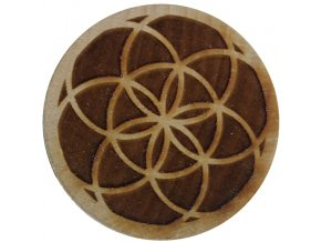 Kučerňák Razítko na sušenky Mandala II