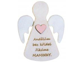 Rastr v Banner na web anděl