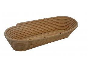 Ošatka na kynutí chleba - oválná 1 kg