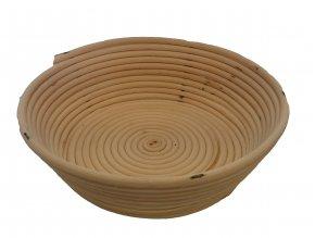 Ošatka na kynutí chleba - kulatá 1,5 kg