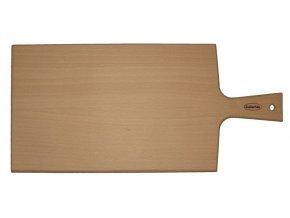 Krájecí dřevěné prkénko 38 x18 cm