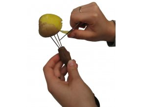drzak na loupani varenych brambor