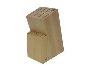Blok na nože 07 přírodní