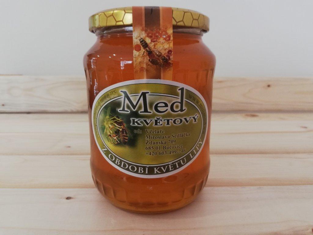 Med z lípy