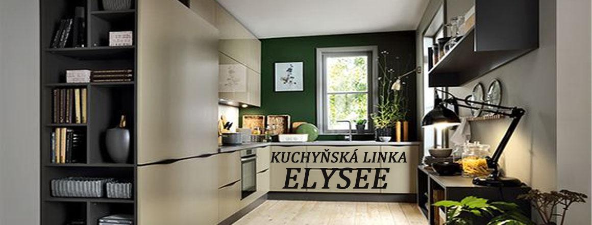 kuchyňská linka Elysee