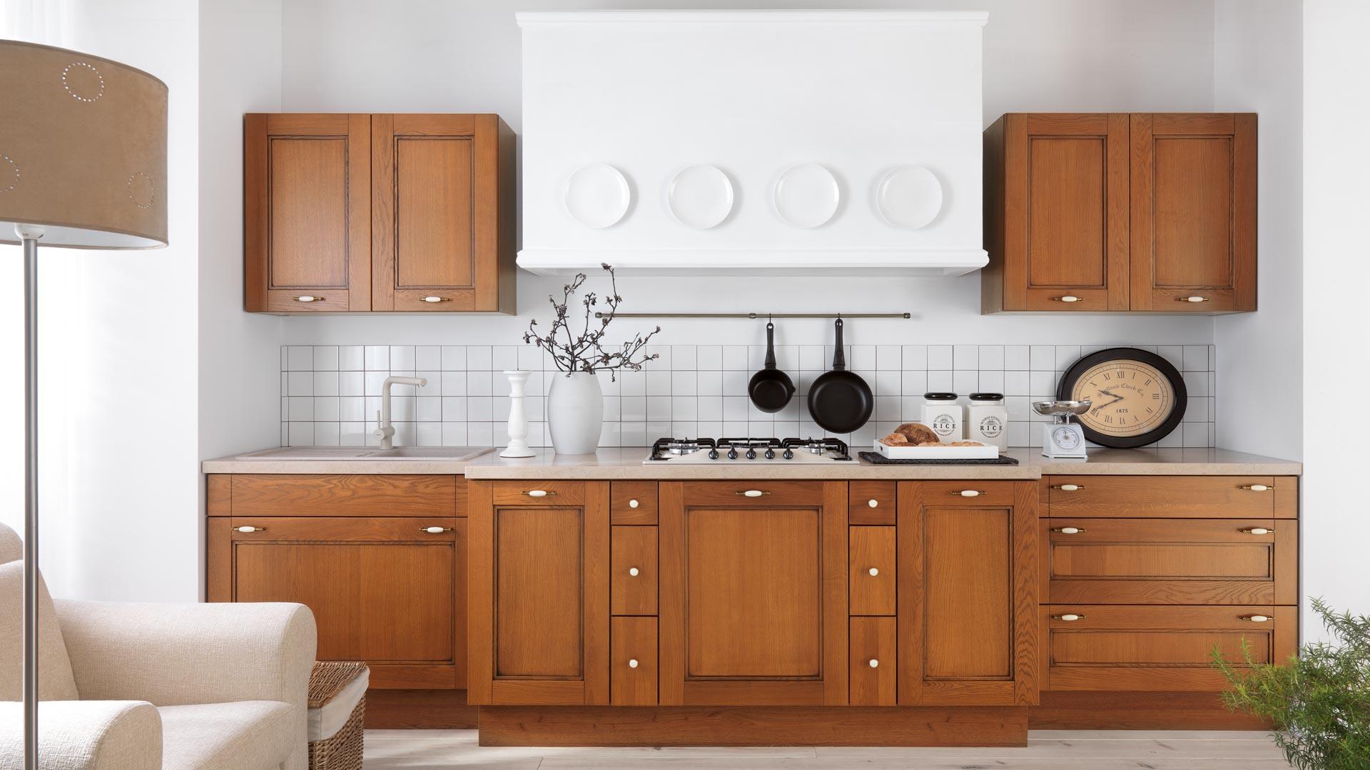 kuchyňská linka DRAGGO