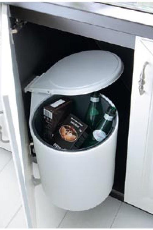 odpadkové koše - sortery