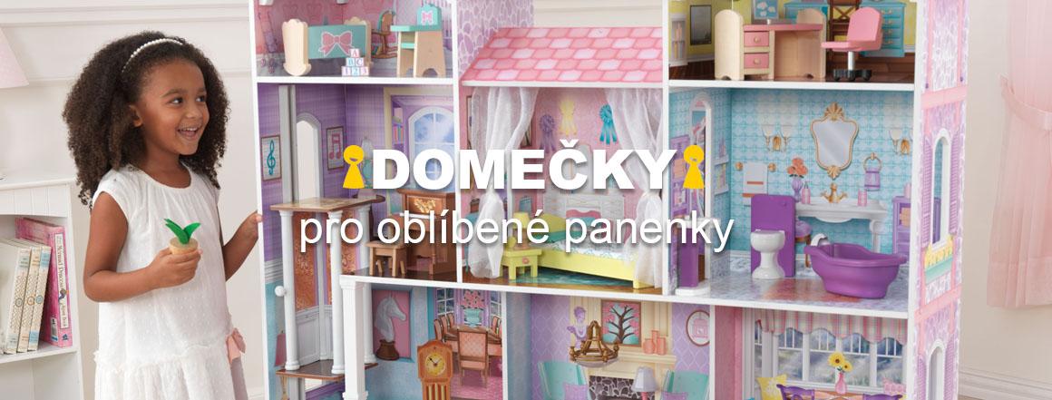 Domečky pro panenky