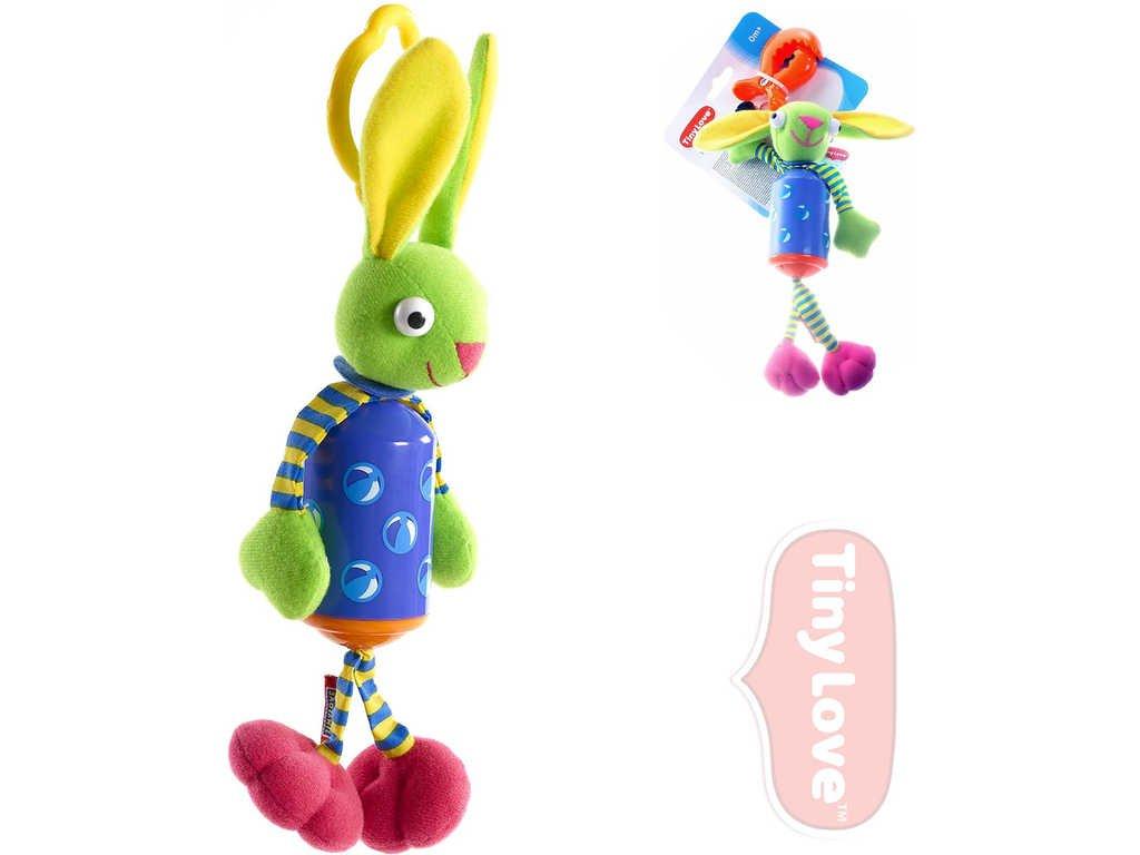 TINY LOVE Baby králíček II chrastítko pro miminko