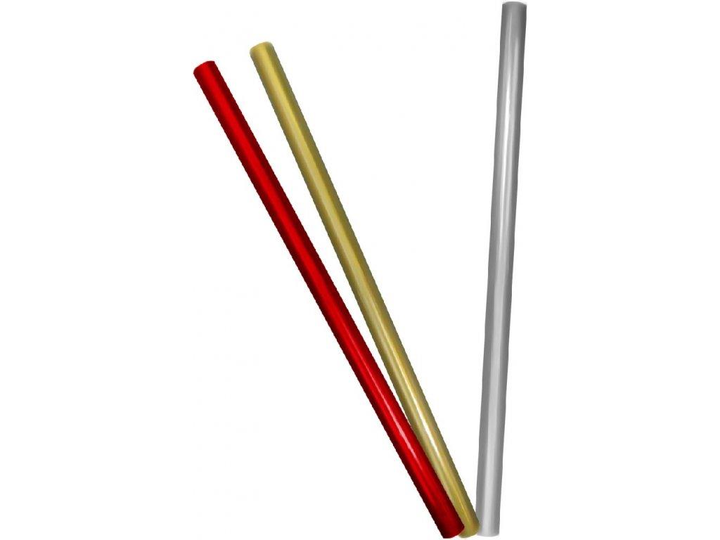 Papír dárkový balicí role 5m jednobarevný 3 barvy