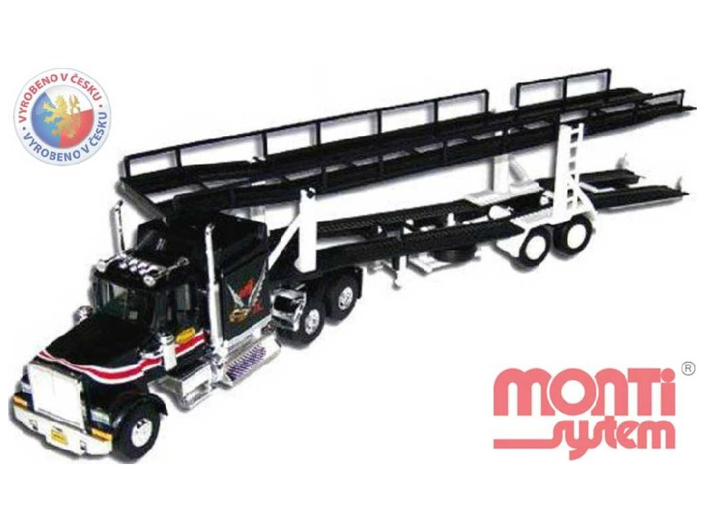 SEVA Monti System 39 Auto WS AUTORODEO TRAILER MS39 0107-39