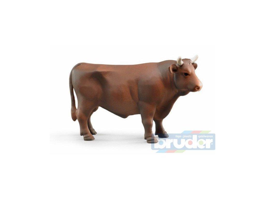 BRUDER 02309 (2309) Figurka býk hnědý