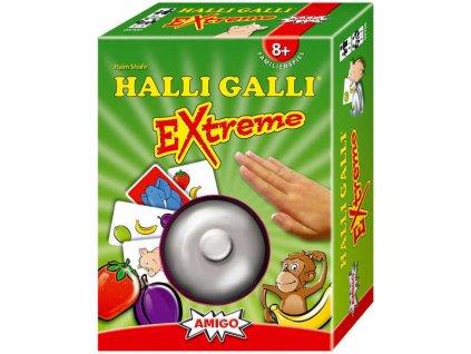 PIATNIK Hra HALLI GALLI Cink! Extreme *SPOLEČENSKÉ HRY*