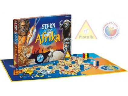 PIATNIK Hra Hvězda Afriky *SPOLEČENSKÉ HRY*