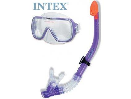INTEX Brýle potápěčské set od 8 let