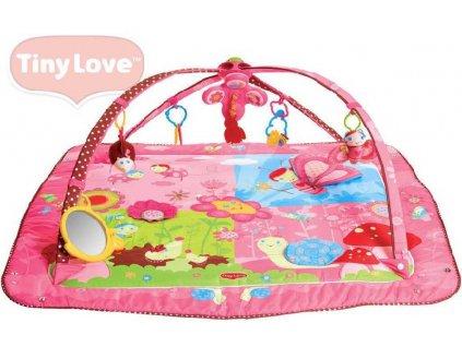 TINY LOVE Deka hrací s hrazdou Gymini Princess