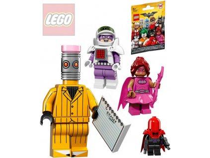 LEGO Minifigurky Batman film různé druhy v sáčku
