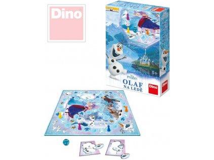 DINO Hra Frozen Olaf na ledě (Ledové Království) *SPOLEČENSKÉ HRY*