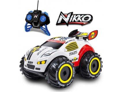NIKKO RC Auto Nano VaporizR 2 červený 40MHz na dálkové ovládání (vysílačku)