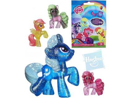 HASBRO Poník MLP My Little Pony set se sběratelskou kartou v sáčku 24 druhů