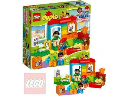 LEGO DUPLO Školka 10833 STAVEBNICE
