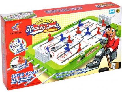 HRA Hokej stolní malý 31x18cm Ice Hockey *SPOLEČENSKÉ HRY*
