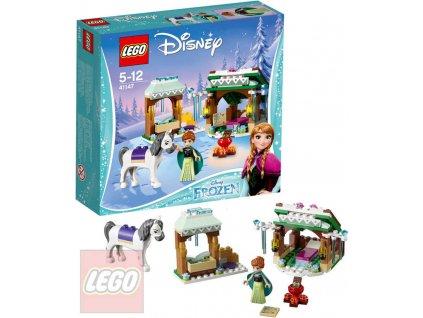 LEGO FROZEN Anna a její sněžné dobrodružství 41147 STAVEBNICE