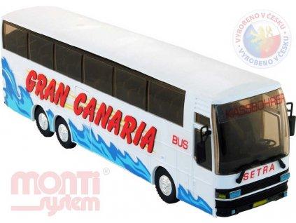 SEVA Monti System 31 Auto Bus Setra GRAND CANARIA MS31 0108-31