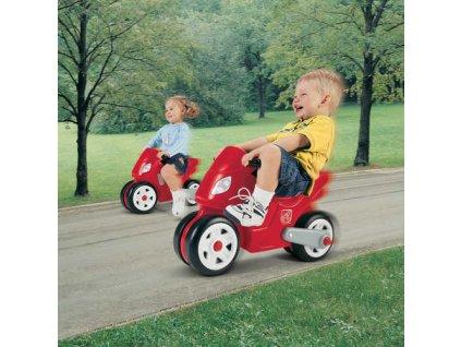 detska motorka cervena 736200 B