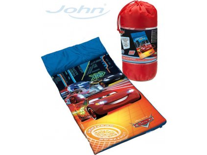 JOHN Spací pytel Cars