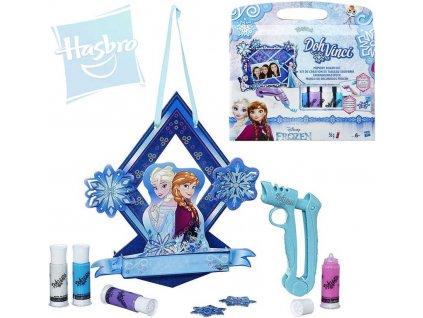 HASBRO PLAY-DOH VINCI Nástěnka Frozen dekorační set styler + 4 tuby s doplňky 2