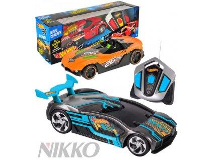 NIKKO HW RC Auto Hot Wheels Nitro Charger na vysílačku (dálkové ovládání) 4 druh