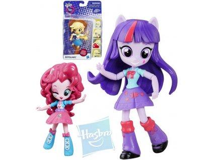 HASBRO MLP EG My Little Pony Equestria Girls Minis panenka 10 druhů