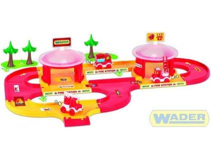 WADER Kid cars 3D Hasiči