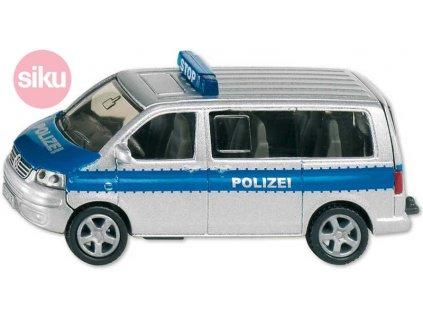 SIKU Minibus policejní auto Policie KOV