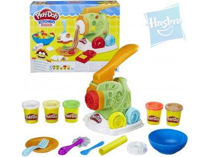 HASBRO PLAY-DOH Kreativní set plastelína s mlýnkem a doplňky na výrobu těstovin