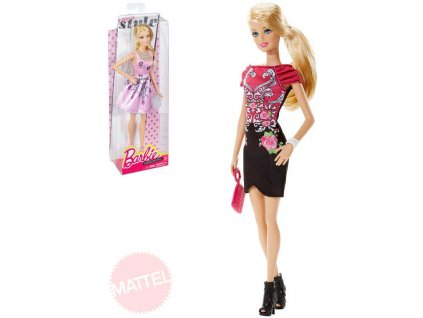 MATTEL BRB Panenka Barbie modelka set s kabelkou různé druhy