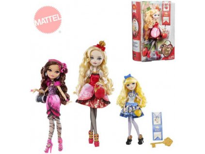 MATTEL EAH Happily Ever After Šlechtici 5 druhů
