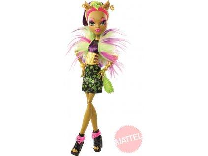 MATTEL Monster High panenka Najednou kříženci Monstrózní splynutí Clawvenus