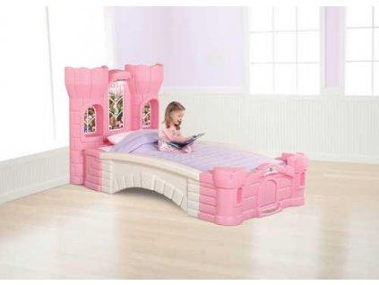 postel pohadkovy hrad snu 801000 3